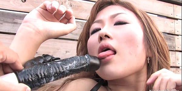 Ass banging oriental facial